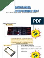 Folleto Promocion Septiembre 2017