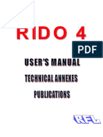 RIDO 4 Users Manual