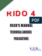 RIDO 4 Users Manual