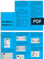 Leaflet Senam Hamil A4