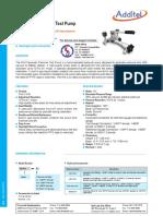 916_Pneumatic Pressure Test Pump