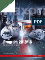 Maxon 2015 2016 Catalog