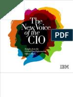 The 2009 IBM Global CIO Study