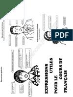 expressions pour le cours de français.pdf