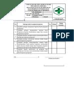 2.3.9.3 Dt-spo Umpan Balik (Pelaporan) Dari Pelaksana Kepada Penanggungjawab Program Dan Pimpinan Puskesamas Untuk Perbaikan Kinerja