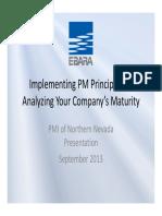 2013 09 Ebara PMI Presentation