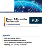 Chapter 1 Networking Fundamentals