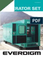 Generator Set Eng