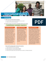 International Student IELTS Activities