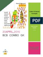 Bcb Gk Combo