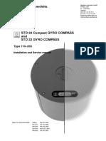 Gyro Service Manual