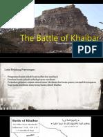 The Battle of Khaibar