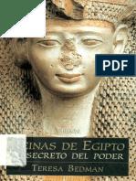 Reinas de Egipto
