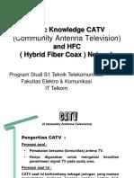 11. Modul 11 Catv and Hfc