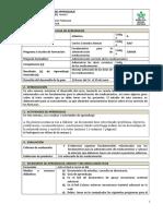 Guia de Aprendizaje 1 Fundamentos Para La Administración de Medicamentos 2