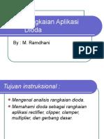 Bab 3 Rangkaian Aplikasi Dioda