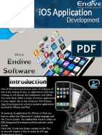 Introduction of iOS app development in brief