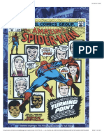 Spiderman n121 - La Muerte de
