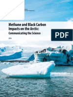Arctic Methane Blackcarbon Communicating the Science