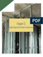 Chap12-Ligjt Gauge Steel Const 23