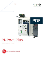 GE Disjuntores M-PACT