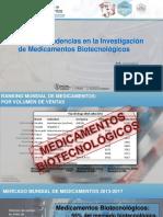 Nuevas Tendencias en La Investigacion de Mctos Bt