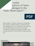 Taylor Swift Case Study