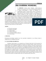 PRIMERA GUERRA MUNDIAL material.doc