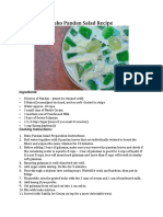 Buko Pandan Salad Recipe2