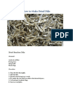 How to Make Dried Dilis.docx