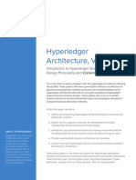 HyperLedger Arch WG Paper 1 Consensus
