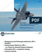 The Joint Strike Fighter Coding Standard - Bill Emshoff - CppCon 2014.pptx