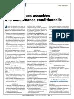 Techniques Associees a La Maintenance Conditionnelle Avril 2011