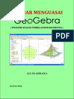 Buku Geogebra PDF