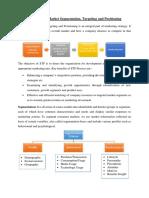 Summary on Market Segmentation and Positioning