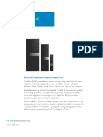 Dell Optiplex 3040 Spec Sheet