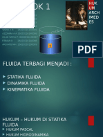 KELOMPOK 1 (Power Point Hukum Archimedes