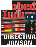Ludlum, Robert - Directiva Janson