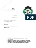 Contracts Final Draft, 2nd Sem