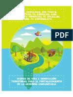 Modos de Vida e Innovacion Territorial para el Fortalecimiento de la Armonia Comunitaria