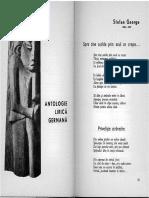Secolul 20, nr.12 1966 + Antologie lirică germană