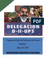 Propuesta 2017 Cuadro de Prestaciones Cuadernillo Neta