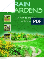 Rain Gardens a How-To Manual for Homeowners