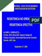 Resistencia No Drenada - Diapositivas