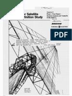 Solar Power Satellite System Definition Study- NASA
