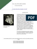 Manual Del Artista Hiper Moderno.