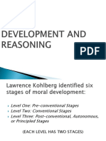 29.1 Moral Development and Reasoning
