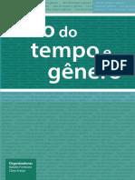 Livro Uso Do Tempo e Genero 2017