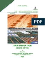 Drip Irrigation Manual 2005 - Israel