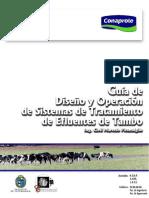Guía de Diseño y Operación de Sistema de Tratamiento de Efluentes DeTambo. DINAMA ROU